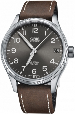 Oris Big Crown ProPilot Date 41mm 01 751 7697 4063-07 5 20 05FC
