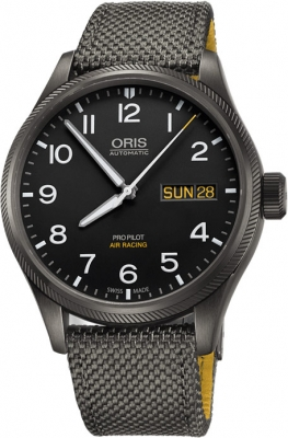 Oris Big Crown ProPilot Day Date 45mm 01 752 7698 4284-Set