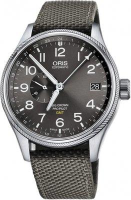 Oris Big Crown ProPilot GMT Small Seconds 45mm 01 748 7710 4063-07 5 22 17FC