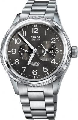 Oris Big Crown ProPilot Worldtimer 01 690 7735 4063-07 8 22 19-1