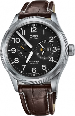 Oris Big Crown ProPilot Worldtimer 01 690 7735 4164-07 1 22 72FC