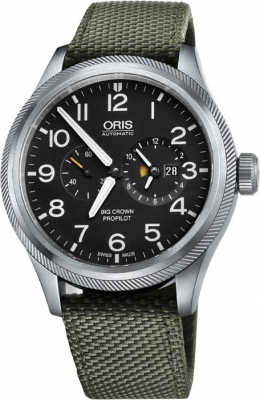 Oris Big Crown ProPilot Worldtimer 01 690 7735 4164-07 5 22 14FC