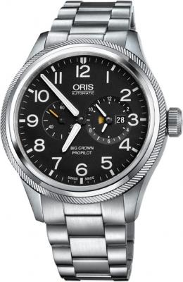 Oris Big Crown ProPilot Worldtimer 01 690 7735 4164-07 8 22 19-1