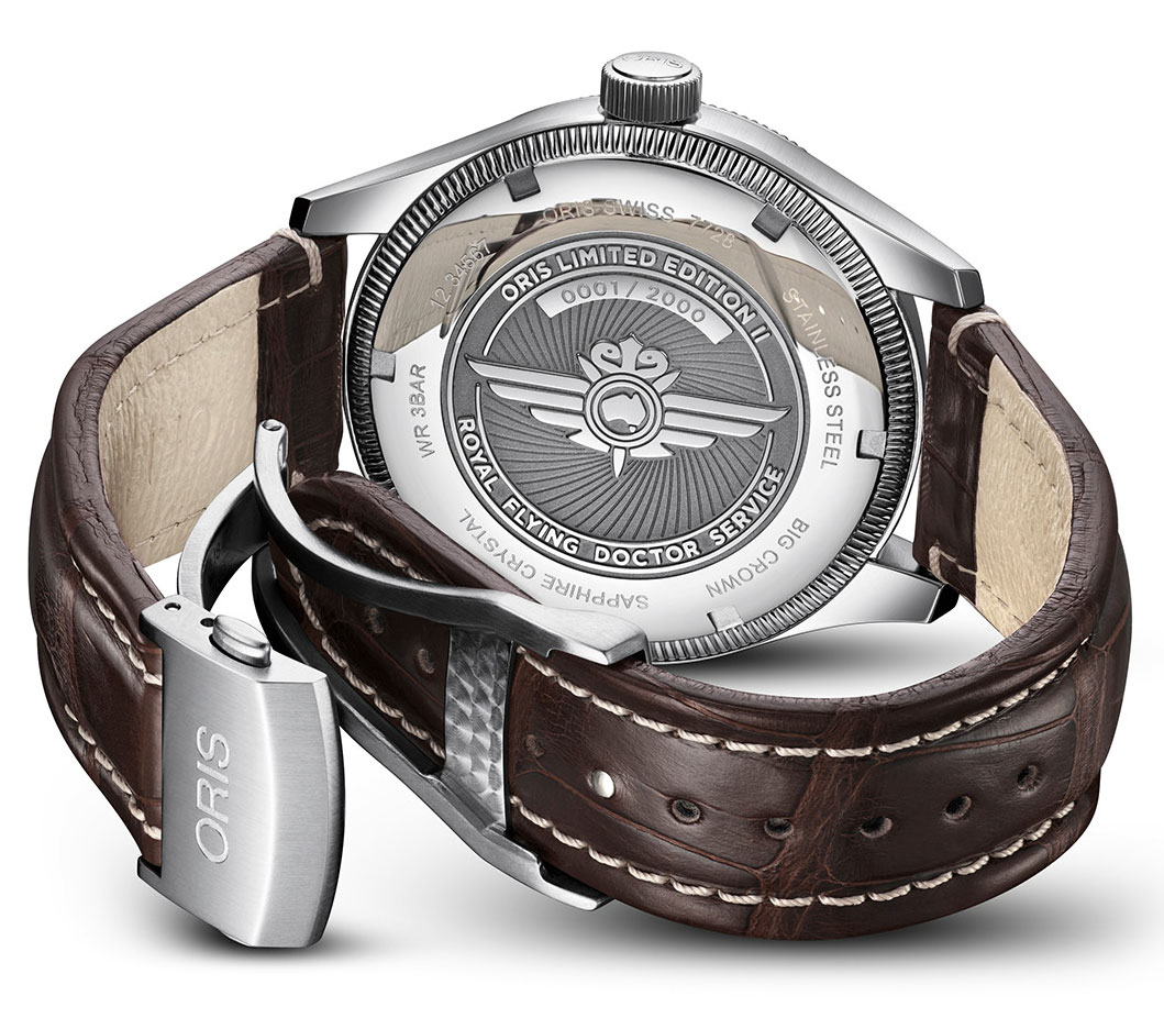 ivory du limited maurier watches strap commodore web le crocodile steel edition product