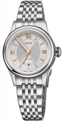 Oris Classic Date 28.5mm 01 561 7718 4071-07 8 14 10