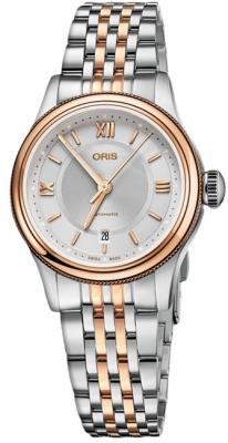 Oris Classic Date 28.5mm 01 561 7718 4371-07 8 14 12