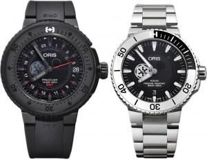 Oris ProDiver GMT 49mm Star Wars Darth Vader Set