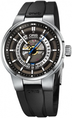 Oris Williams Engine Date 01 733 7740 4154-07 4 24 54