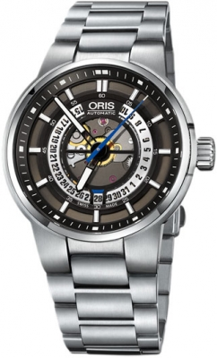 Oris Williams Engine Date 01 733 7740 4154-07 8 24 50S