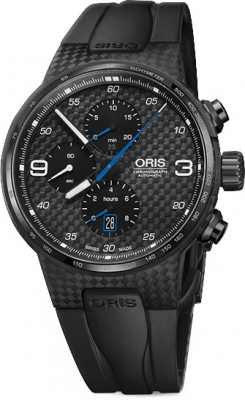 Oris Williams F1 Team Chronograph Date 44mm 01 674 7725 8734-07 424 54FCTB