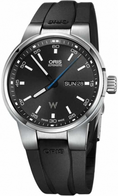 Oris Williams F1 Team Day Date 42mm 01 735 7740 4154-07 4 24 54FC
