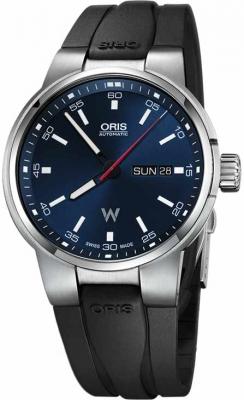 Oris Williams F1 Team Day Date 42mm 01 735 7740 4155-07 4 24 54FC