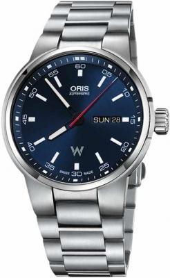 Oris Williams F1 Team Day Date 42mm 01 735 7740 4155-07 8 24 50s