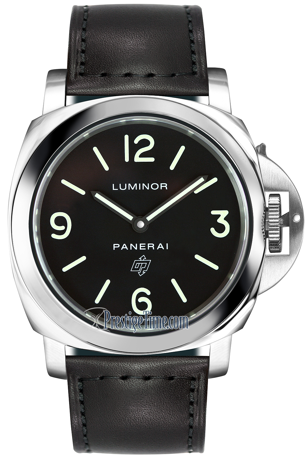 watch automatic men days radiomir watches panerai black seal composite s
