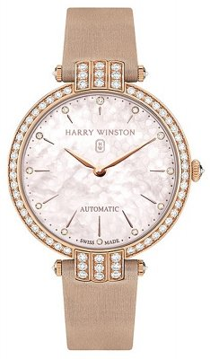Harry Winston Premier Ladies Automatic 36mm prnahm36rr001