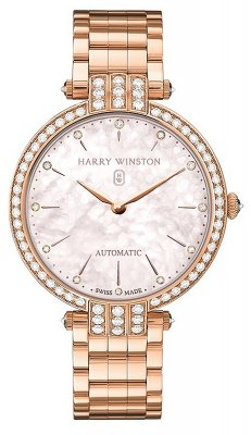 Harry Winston Premier Ladies Automatic 36mm prnahm36rr002