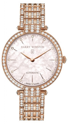 Harry Winston Premier Ladies Automatic 36mm prnahm36rr003