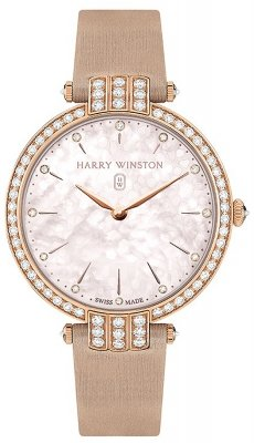 Harry Winston Premier Ladies Quartz 36mm prnqhm36rr001