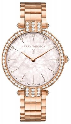 Harry Winston Premier Ladies Quartz 36mm prnqhm36rr002