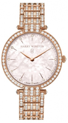 Harry Winston Premier Ladies Quartz 36mm prnqhm36rr003