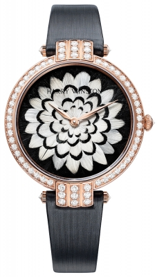 Harry Winston Premier Feathers Ladies Quartz 36mm prnqhm36rr005