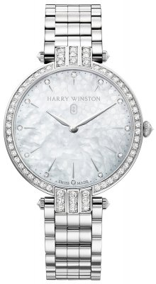 Harry Winston Premier Ladies Quartz 36mm prnqhm36ww002
