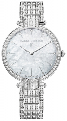 Harry Winston Premier Ladies Quartz 36mm prnqhm36ww003