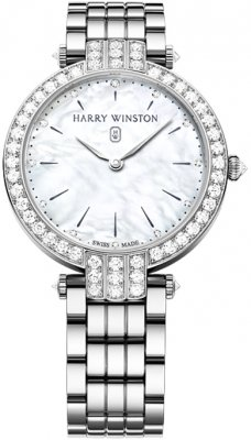 Harry Winston Premier Ladies Quartz 36mm prnqhm36ww017