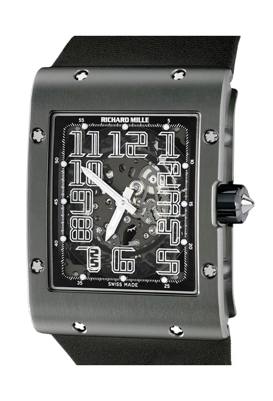 Richard Mille RM-016 TI RM016 Extra Flat Mens Watches