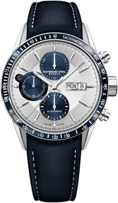 Raymond Weil Freelancer Chronograph 7731-sc3-65521