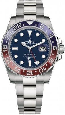 Rolex GMT Master II 116719BLRO Blue