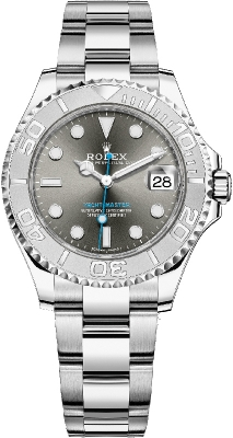 Rolex Yacht-Master 37mm 268622 Dark Rhodium