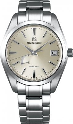 Grand Seiko Heritage Automatic Spring Drive 41mm sbga201
