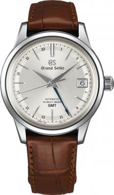 Grand Seiko Elegance Automatic GMT Hi Beat 36000 39.5mm sbgj217