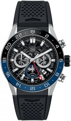 Tag Heuer Carrera Calibre Heuer 02 GMT 45mm cbg2a1z.ft6157
