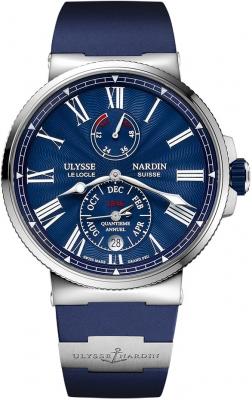 Ulysse Nardin Marine Chronometer Annual Calendar 43mm 1133-210-3/e3