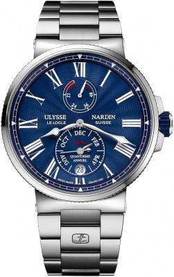 Ulysse Nardin Marine Chronometer Annual Calendar 43mm 1133-210-7m/e3