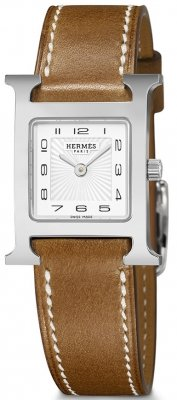Hermes H Hour Quartz 21mm 036706WW00
