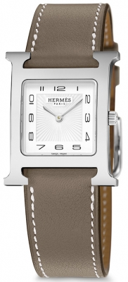 Hermes H Hour Quartz Medium MM 036796WW00