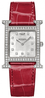 Hermes H Hour Quartz Medium MM 036817WW00