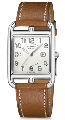 Hermes Cape Cod Quartz 29mm 043638ww00