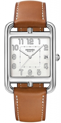 Hermes Cape Cod Quartz 33mm 044344ww00