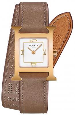 Hermes H Hour Quartz 21mm 049197ww00