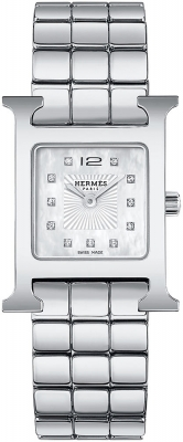 Hermes H Hour Quartz 21mm 053014WW00
