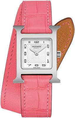 Hermes H Hour Quartz 21mm 053169WW00