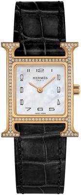 Hermes H Hour Quartz 21mm 053248WW00