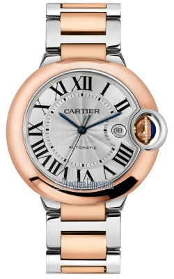 Cartier Ballon Bleu 42mm w2bb0004