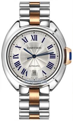 Cartier Cle De Cartier Automatic 40mm W2CL0002