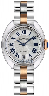 Cartier Cle De Cartier Automatic 35mm W2CL0003
