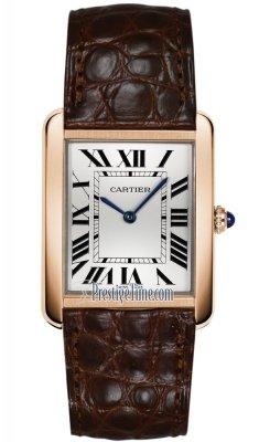 Cartier Tank Solo Quartz W5200025
